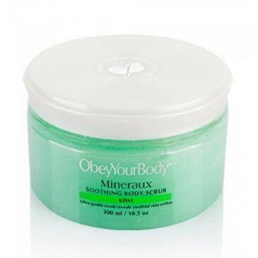 Obey your body scrub per il corpo kiwi 300ml