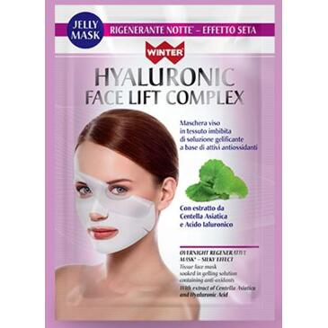 Hyaluronic Face Lift Complex - Maschera Notte 35 ml Winter