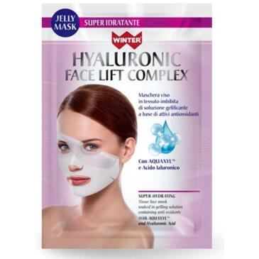 Hyaluronic Face Lift Complex - Maschera Idratante 35 ml Winter