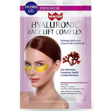 Hyaluronic Face Lift Complex - Patch Occhi 3 g Winter