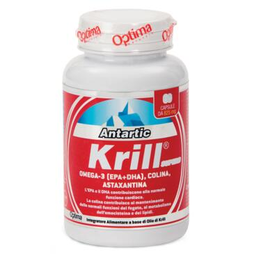 Antartic Krill Superb Optima 60cps