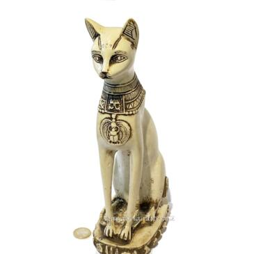 Bastet in resina