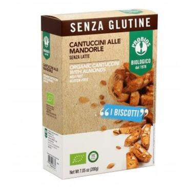 Cantuccini alle Mandorle 200g