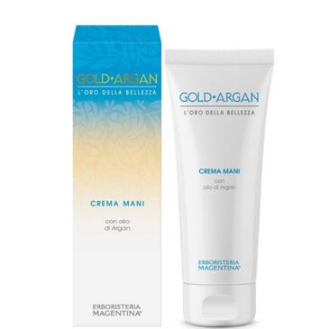 Gold Argan crema mani all'olio di argan 150 ml