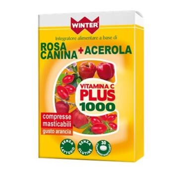 Vitamina C Plus 1000 30 cpr masticabili