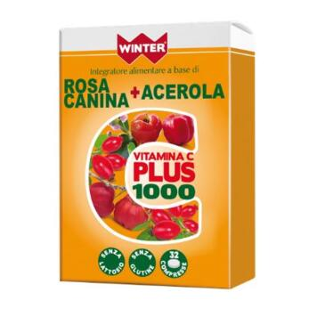 Vitamina C Plus 1000 32 cpr