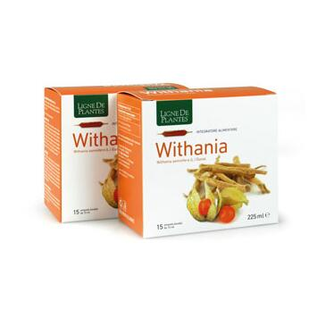 Withania 15 ampolle bevibili da 15ml