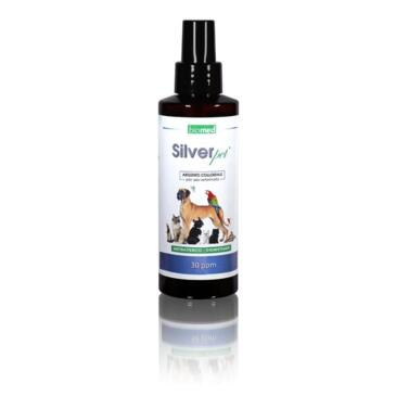 Argento Colloidale per uso veterinario Silver pet 30ppm 150ml
