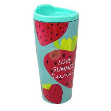 Mug Thermos Fragole 400ml