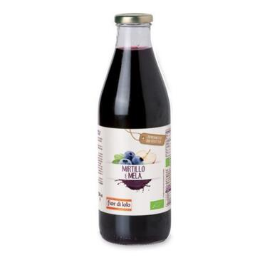 Succo mirtillo e mela 750ml