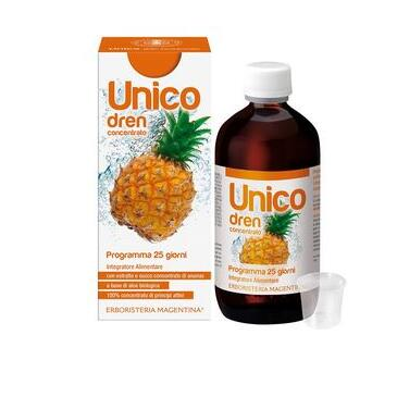 Unico Dren Concentrato Ananas 250 ml
