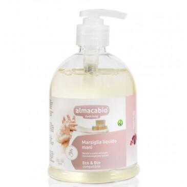 Sapone marsiglia liquido dispencer eco e bio 500 ml