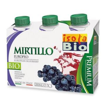 Succo Premium mirtillo 3x200ml