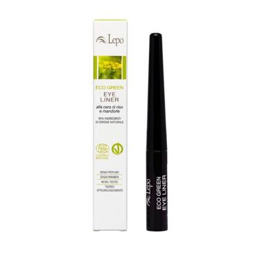 Eye liner nero biologico certificato all'olio di jojoba