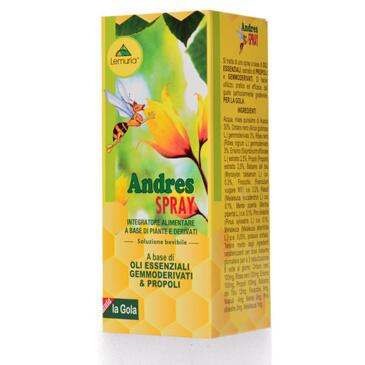Andres Spray 30ml