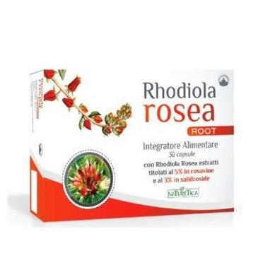 Rhodiola Rosea root 30cps 18,6g