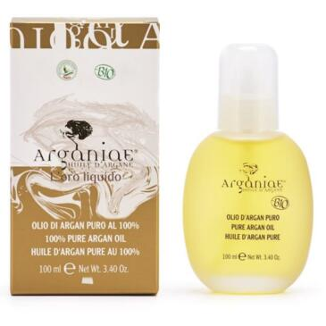 Olio d'argan puro al 100% 100ml