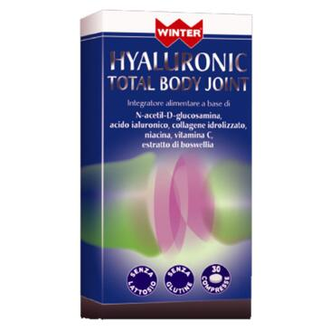 Hyaluronic total body joint 30 compresse 1,2 g