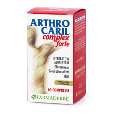 ArthroCaril Complex Forte 60cpr (72g)