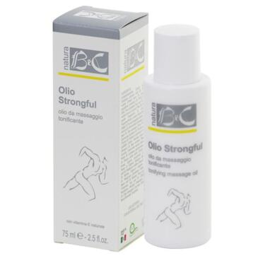 olio strongful dermotonificante 75 ml